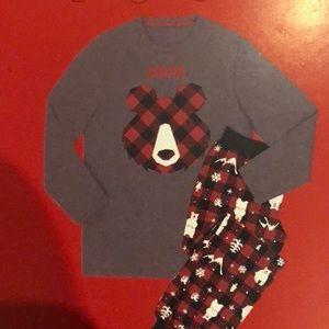 Other - Papa bear Xmas pajamas